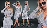 Платье / трикотаж / Украина 15-691, фото 2