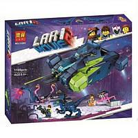 """Конструктор Bela 11241 (Аналог Lego Movie70826) """"Экстремальный внедорожник Рэкса"""" 1199 деталей"""