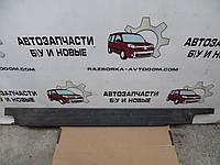 Накладка пластик порогу внутрішній боковий правий Mercedes Vito 638 (1996-2003) OE:A6386841021, фото 1