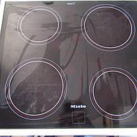 Духовой электрический шкаф печь и индукционная поверхность Miele De Luxe H 810
