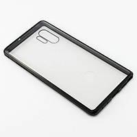 Накладка бампер магнит Bakeey Metal Frame 360° для Samsung Galaxy Note 10 Plus, Black