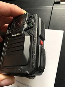 Видеорегистратор нагрудный для полиции ШТОРМ-1 32 Gb СЕРТИФИКАТ