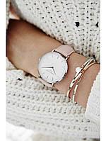 Женские часы Rosefield Gold, стильные наручные часы золотые, фото 1