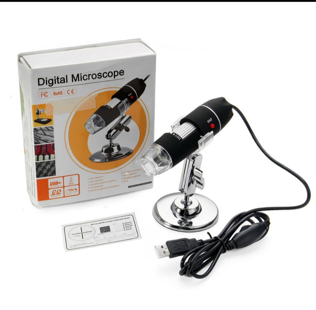 Цифровой микроскоп CoolingTech USB 2.0mp 1600X