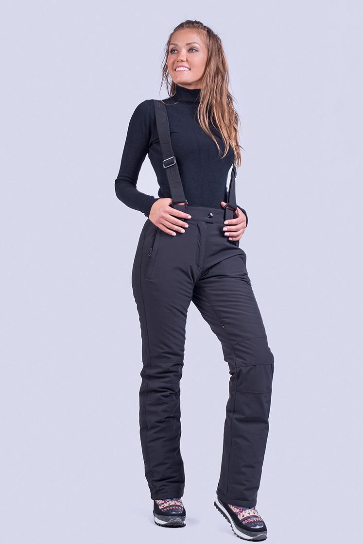 Горнолыжные брюки женские Avecs 50128 чёрный M