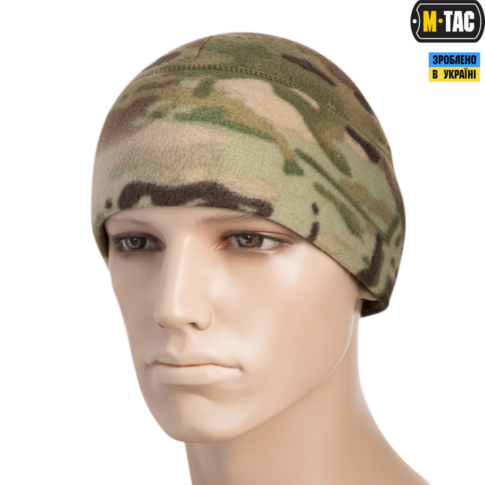 M-TAC ШАПКА WATCH CAP ФЛИС (260Г/М2) WITH SLIMTEX MC