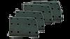 Накладки T SCANIA 93,113/143(8/88-) 416x203mm (2рем) LUMAG - 19932 20 101 10