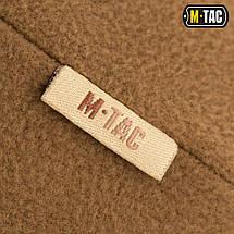 M-TAC ШАПКА WATCH CAP ELITE ФЛИС (340Г/М2) WITH SLIMTEX COYOTE BROWN, фото 2