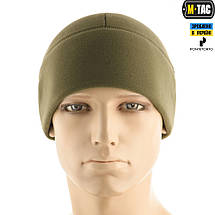 M-TAC ШАПКА WATCH CAP PREMIUM ФЛИС (343Г/М2) ARMY OLIVE, фото 3