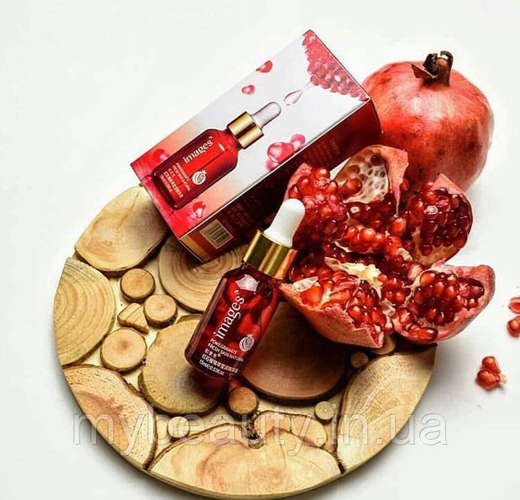 Сироватка з екстрактом граната Images Pomegranate Fresh Skin Natural (15мл)