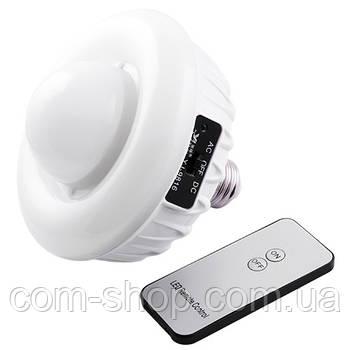 Фонарь аварийный, лампа аккумуляторная Led, Luxury 9816, 20+24SMD, пульт Д/У (Yajia)