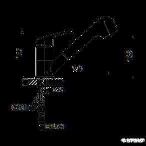 Смеситель для кухни FERRO Freya BFR8B, фото 2