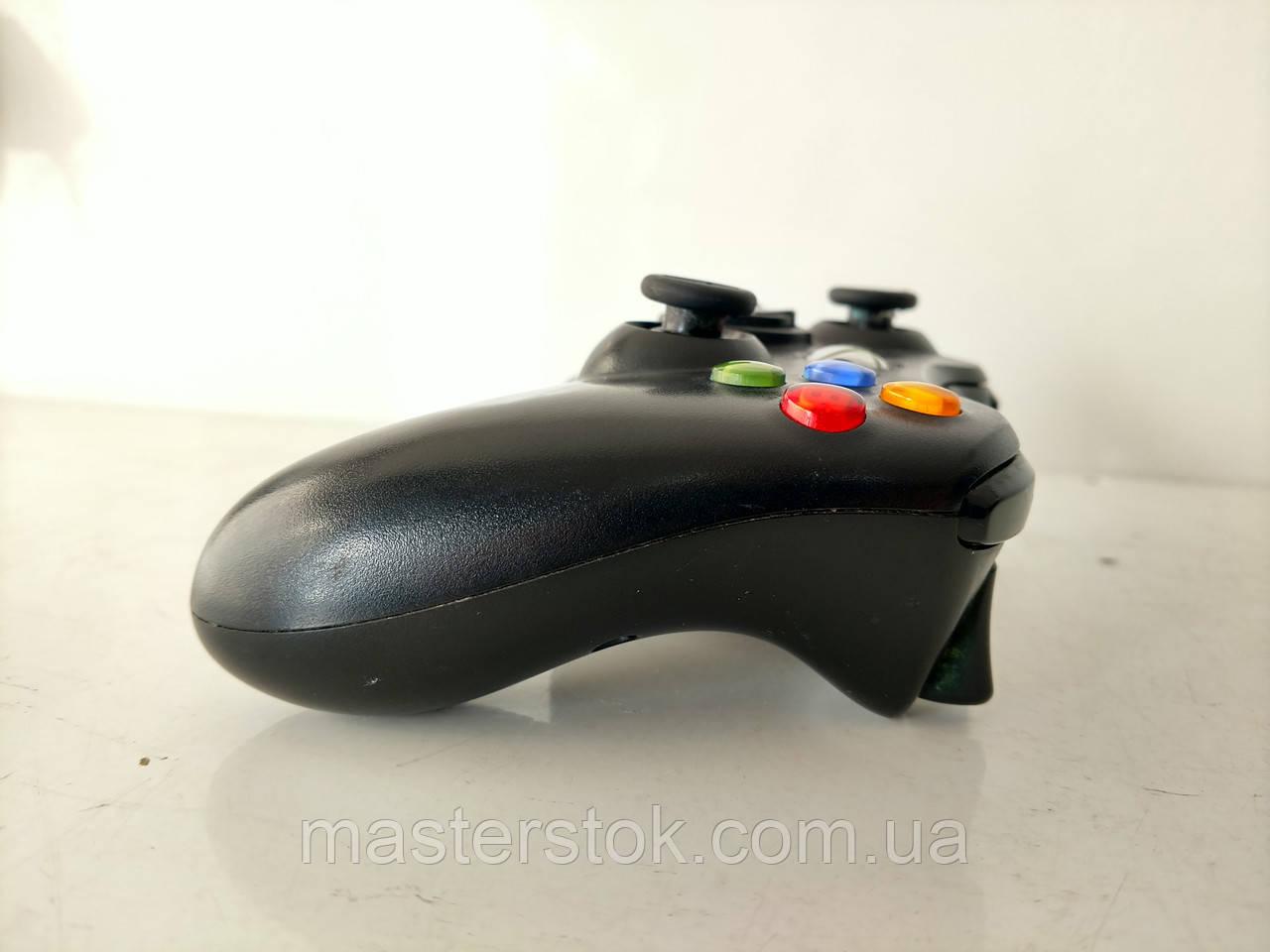 Беспроводные черные оригинальные джойстики для Xbox 360 2