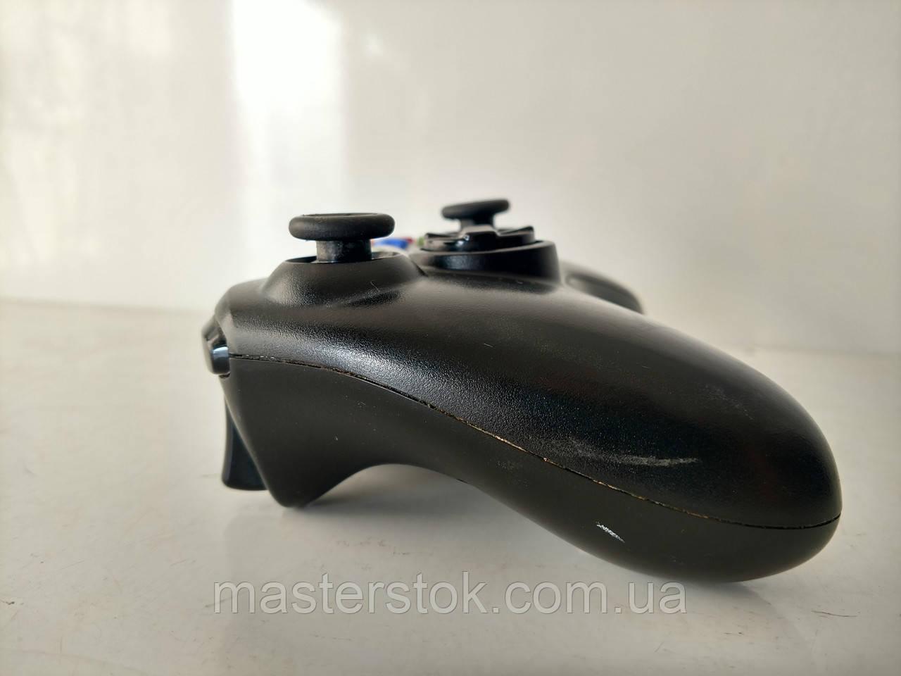 Беспроводные черные оригинальные джойстики для Xbox 360 5