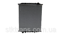 Радиатор MAN M90, M2000 без рамы