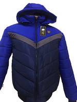 Мужские куртки осень-весна  на манжете,на синтепоне размер 46-52,с отстегивающем капюшоном