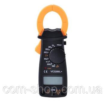 Тестер мультиметр, электрический цифровой индикатор 3266 VC L+
