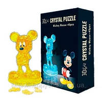 3D пазл Crystal Puzzle - Микки Маус