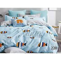 Детский комплект постельного белья Сатин Viluta 220