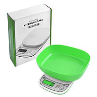 Весы кухонные QZ-158, 10кг (1г), чаша