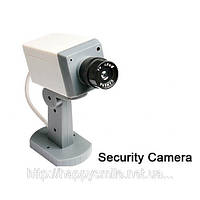 Видеокамера муляж, камера обманка, камера муляж, Realistic Looking Security Camera