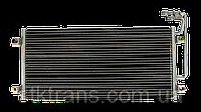 Радиатор кондиционера MAN F2000 - 81619200012