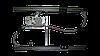Стеклоподъемник (без моторчика) L RENAULT - DP-RE-211-2