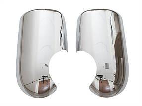 Накладки  зеркал Хром CHROM Ford Transit 00-06