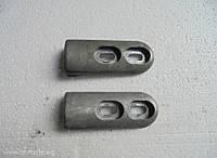 Ограничитель открывания задних дверей