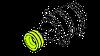 Шкив генератора Renault Magnum [Б/У] - 5010284306