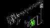 Толкатель штанги RENAULT Premium DCI [Б/У] - 5010550613