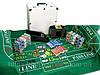 Покерный набор в алюминиевом кейсе 600 фишек
