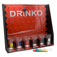 Пьяная игра Drinko, алко игра Drinko, Drinko Shot Game
