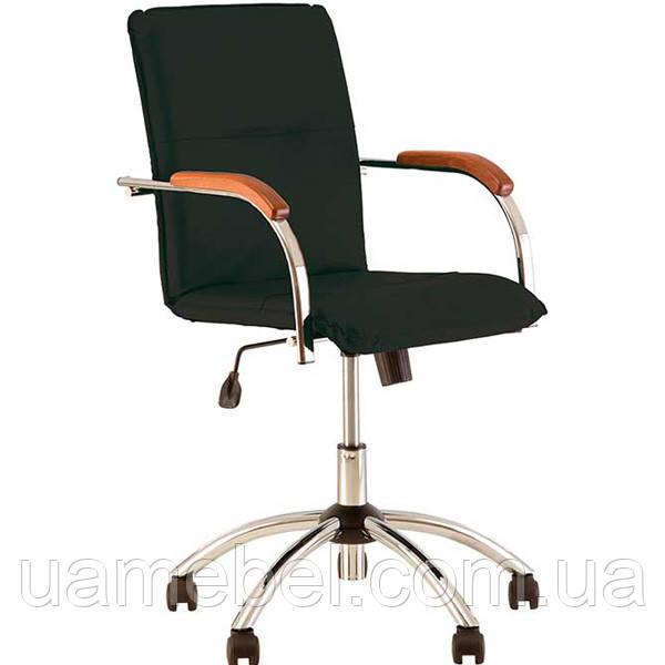 Офисное кресло SAMBA (САМБА) GTP CHROME SP, LE