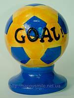 Оригинальная копилка - Футбольный мяч, фото 1