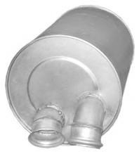 Глушитель выхлопных газов (средний) DAF 65CF 1251831