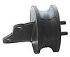 Подушка коробки передач VOLVO F10/F12/FL12 1614600, LEMA