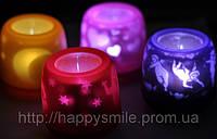 Подарки подруге — электронная свеча оптом/светодиодная свеча (electronic candle) оптом