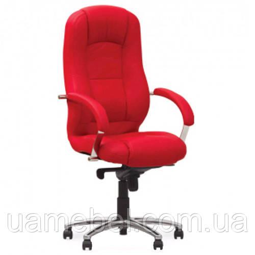 Крісло для керівника MODUS (МОДУС) STEEL CHROME LE