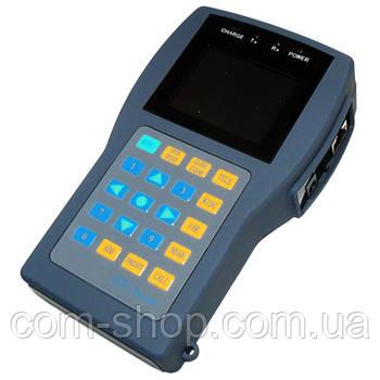 CCTV тестер видеосигнала для камер видеонаблюдения 625 Р видеотестер