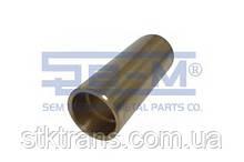 Втулка пальца ушка рессоры бронзовая MAN M90 81413040043, SEM Турция