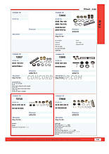 Шкворень (ремкомплект) Renault Premium 5010216742S, CONTECH