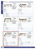 Шкворень (ремкоплект) MERCEDES LK/LN2/MK/NG 6753300519, CONTECH