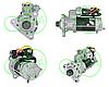 Стартер Iveco EuroStar/EuroTech/EuroTrakker/TurboTech 2997384, JUBANA Литва