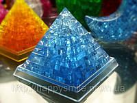 Подарок ребенку - 3D — пазл Пирамида