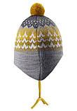 Зимняя шапка - бини для девочки Reima Tuittu 518545-2467. Размеры 36/38, 40/42 и  44/46., фото 3
