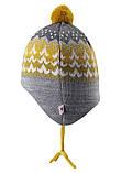 Зимняя шапка - бини для девочки Reima Tuittu 518545-2467. Размеры 36/38, 40/42 и  44/46., фото 4