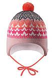 Зимняя шапка - бини для девочки Reima Tuittu 518545-3227. Размеры 36/38, 40/42 и  44/46., фото 2