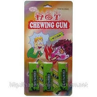 Приколы — Жвачка с перцем (Hot chewing gum)