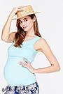 Майка для вагітних і годуючих мам трикотажна Юла Мама Liza new NR-29.102 S, фото 2